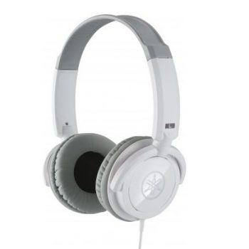 Yamaha HPH-100 Headphones - White