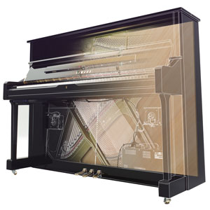 Yamaha TransAcoustic Pianos