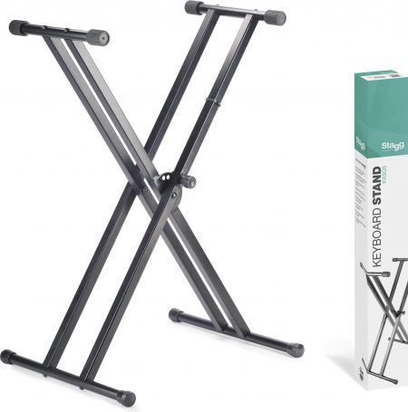Stagg KXSQ5 keyboard stand