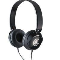 Yamaha HPH-50 Headphones - Black