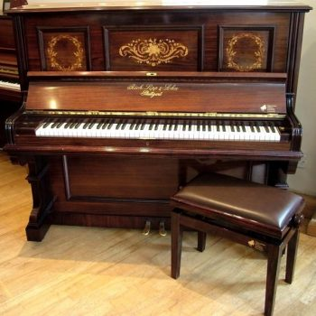 Antique Richard Lipp and Sohn Piano
