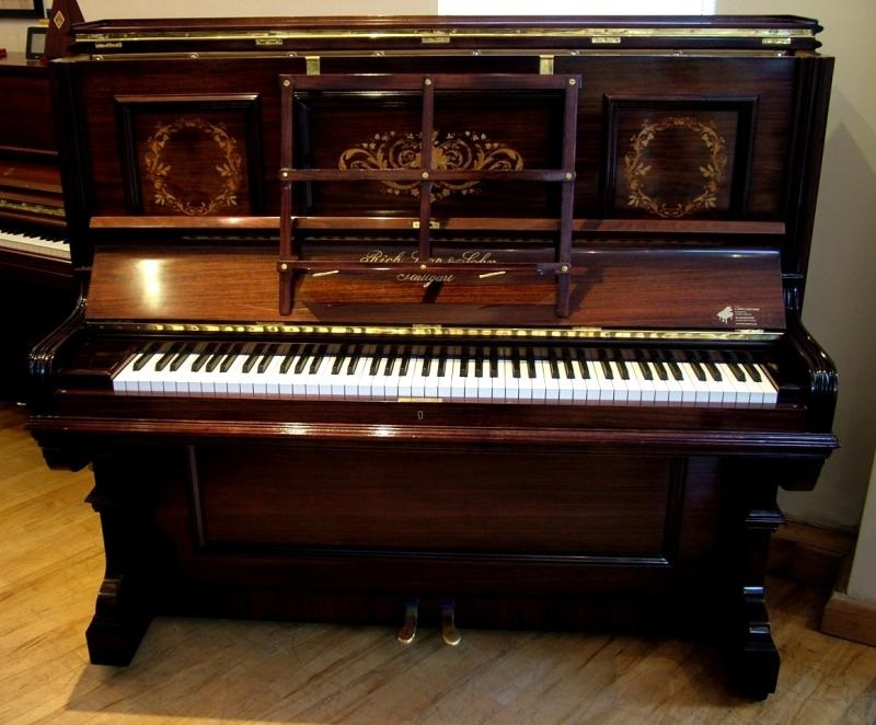 art deco rich lipp and sohn piano hanna pianos art deco pianos. Black Bedroom Furniture Sets. Home Design Ideas