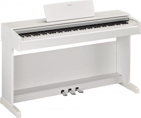 Yamaha Arius YDP 144 Digital Piano White