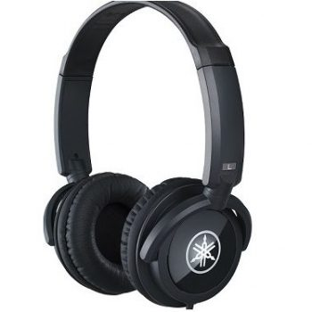 Yamaha HPH-100 Headphones - Black