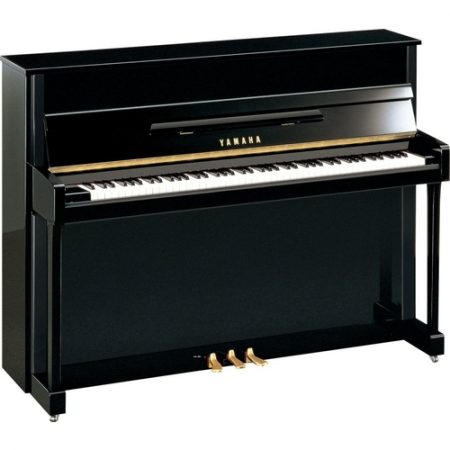 Yamaha B2 Upright Piano Polished Ebony