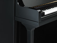 Yamaha SE132 Upright Piano