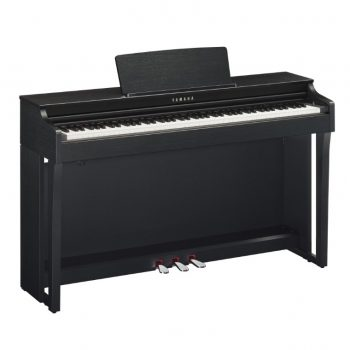 Yamaha CLP 625 Digital Piano Black Walnut