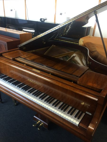 Hagspiel Baby Grand Piano