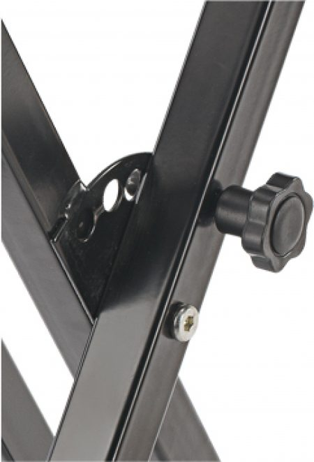 Stagg KXS Q6 Double Braced X-style Keyboard Stand