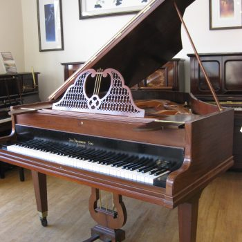 John Broadwood Antique Baby Grand Piano