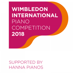 Wimbledon International Pianos Competition 2018