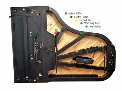 Grand Piano Life Saver System