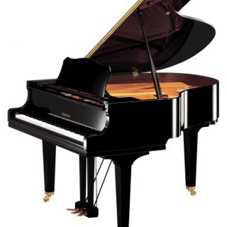 Yamaha GC1TA TransAcoustic Grand Piano