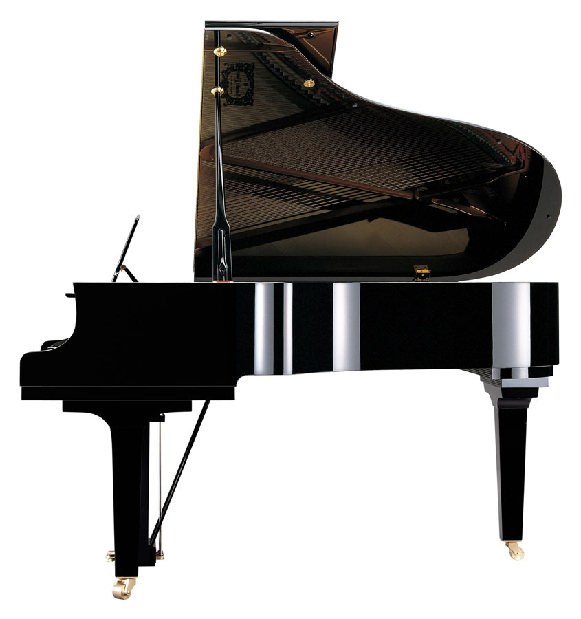 Yamaha C3X Grand Piano - A. Hanna & Sons Pianos Ltd.