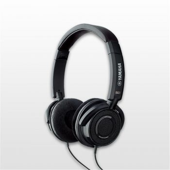 Yamaha HPH-200 Headphones - Black