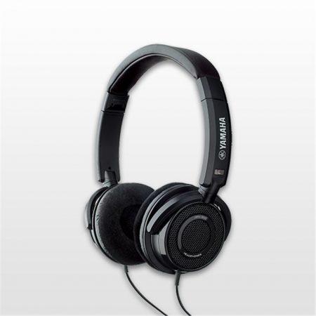 Yamaha HPH-200 Headphones - Black