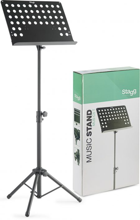 Music Stand Stagg MUS-C5 Foldable