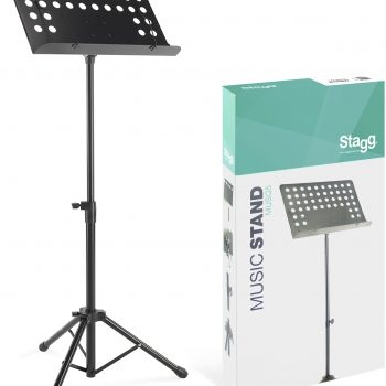 Music Stand Stagg MUSQ55 Foldable