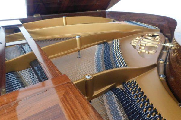 PLEYEL PARIS NEW SOUNDBOARD BRIDGES AND NEW PINS