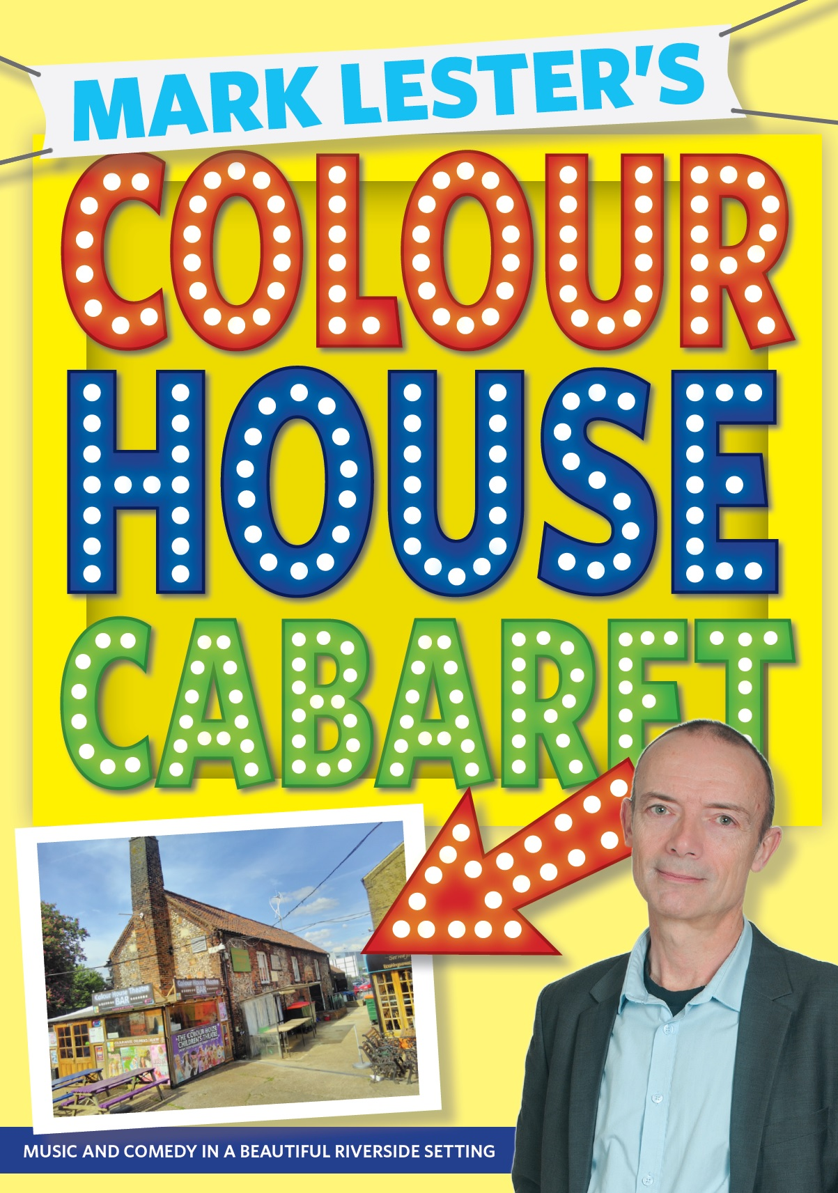 Mark Lester's Colour House Cabaret