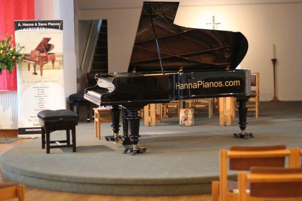 C. Bechstein Concert Grand Piano