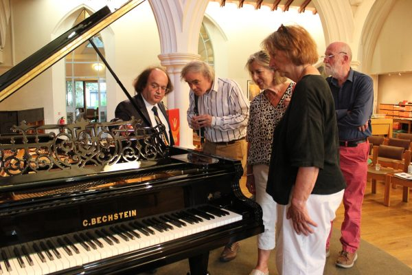 Hanna Pianos Bechstein Concert Grand Piano