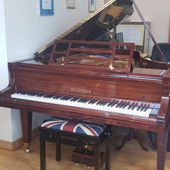 Blüthner Model 6 Baby Grand Piano, 1925