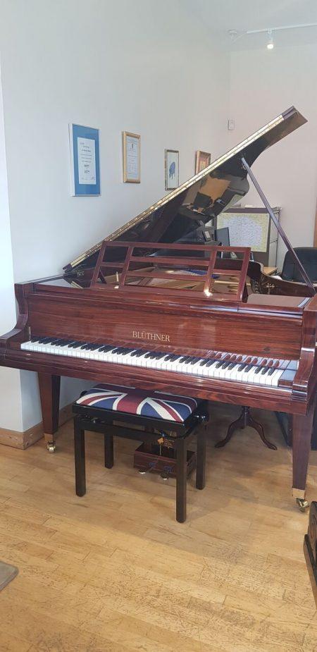Blüthner Model 6 Baby Grand Piano, 1925