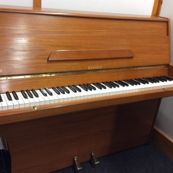 Kemble London Upright Acoustic Piano, 1970