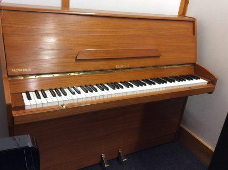 Kemble London Upright Acoustic Piano, 1970