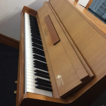 Schiedmayer Upright Acoustic Piano, 1973