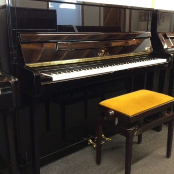 Seiler 122 Primus Upright Acoustic Piano, 2004