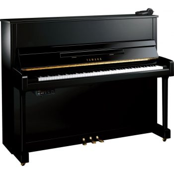 Yamaha B3E SC2 Silent piano in polished ebony