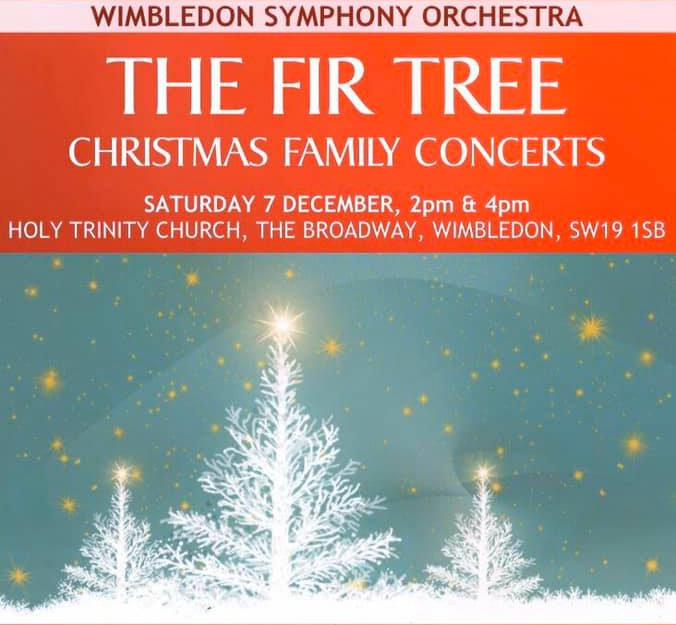 Wimbledon Symphony Orchestra The Fir Tree Christmas Family Concerts