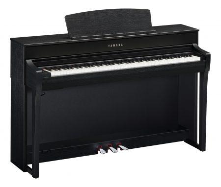 Yamaha Clavinova CLP 745 Black