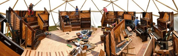 Pianodrome crowdfunding project