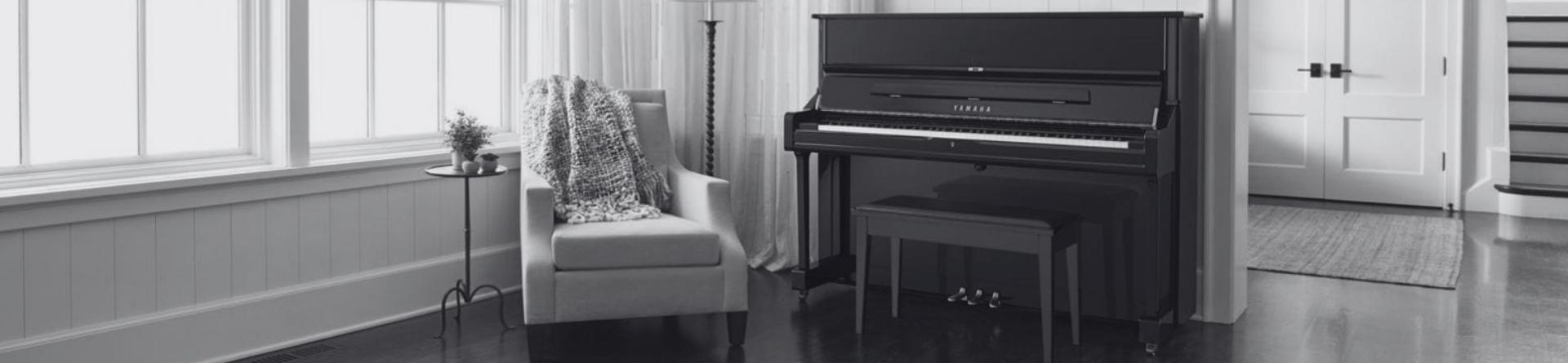FEATURED PIANO — YAMAHA U1 SH2
